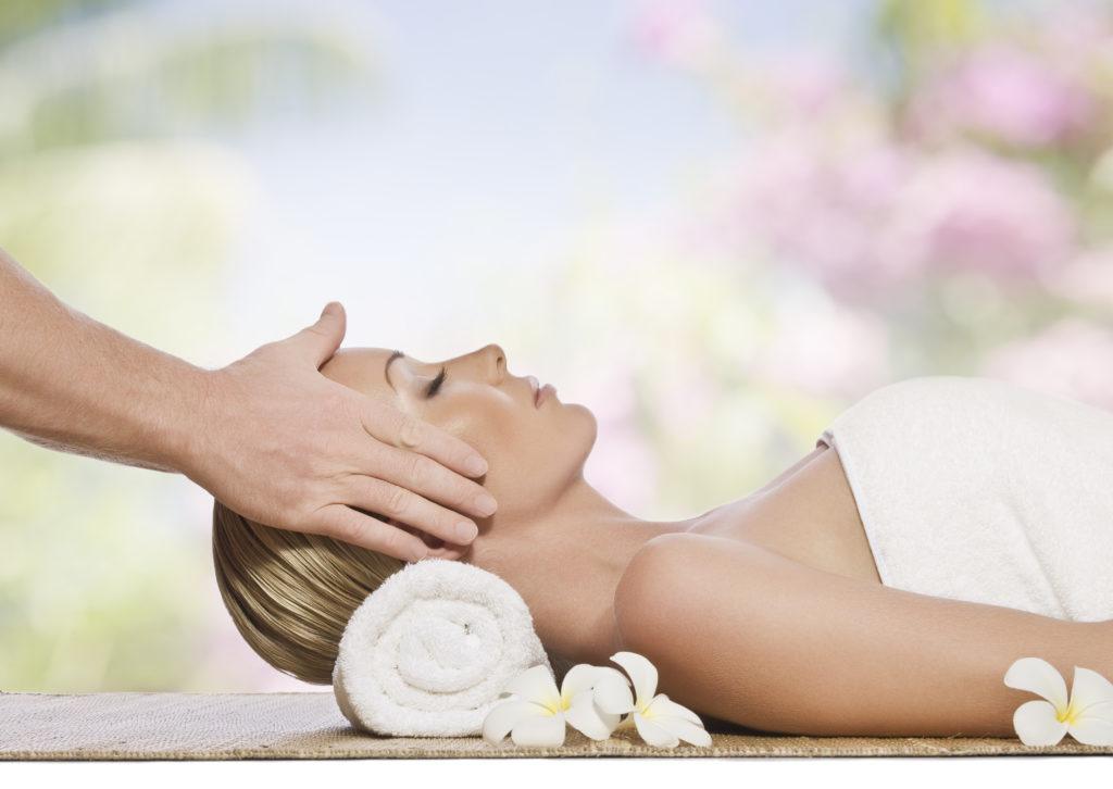Masáž upokojí a uvoľní tok energiee